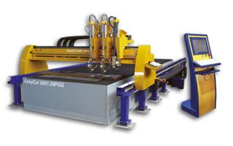 PLASMA CUTTING MACHINE - MICROSTEP